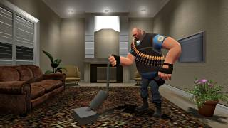 heavy enjoys housekeeping