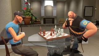heavy enjoys chess