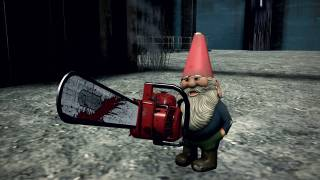 gnome chompski chainsaw