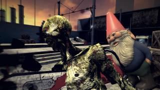 gnome chompski chainsaw zombie